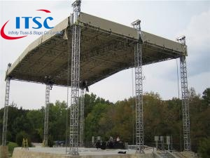 truss display truss