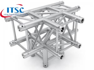 aluminum truss box corner