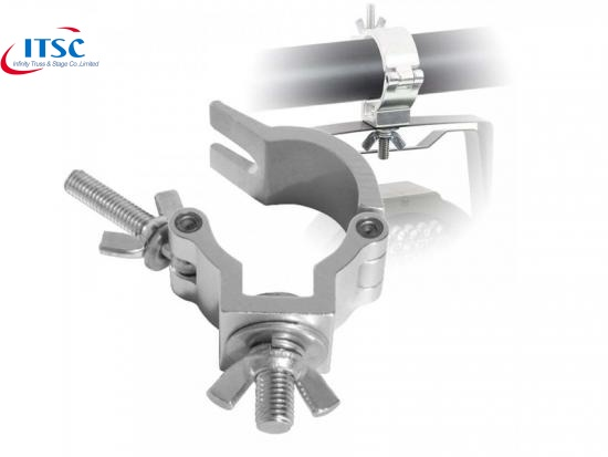 Quick release truss clamp