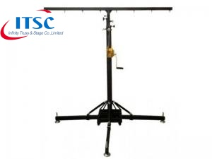 Lighting truss stands