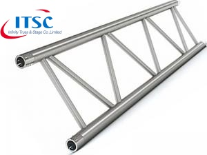 Ladder beam scaffolding