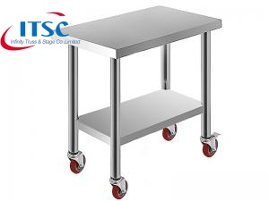 adjustable height stage platform